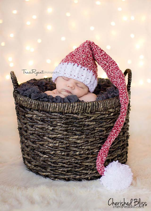 10 Beautiful Crochet Patterns For A Newborn Photo Shoot Our