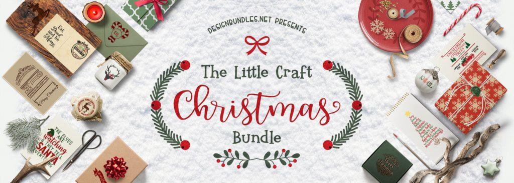 Cheap Christmas bundle The-Little-Craft-Xmas-Bundle-banner