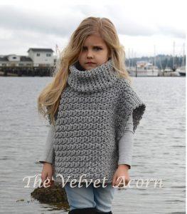 Aura Pullover pattern by The Velvet AcornAura Pullover pattern by The Velvet Acorn