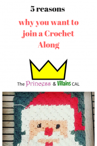 5 reasons you want to join a crochet along