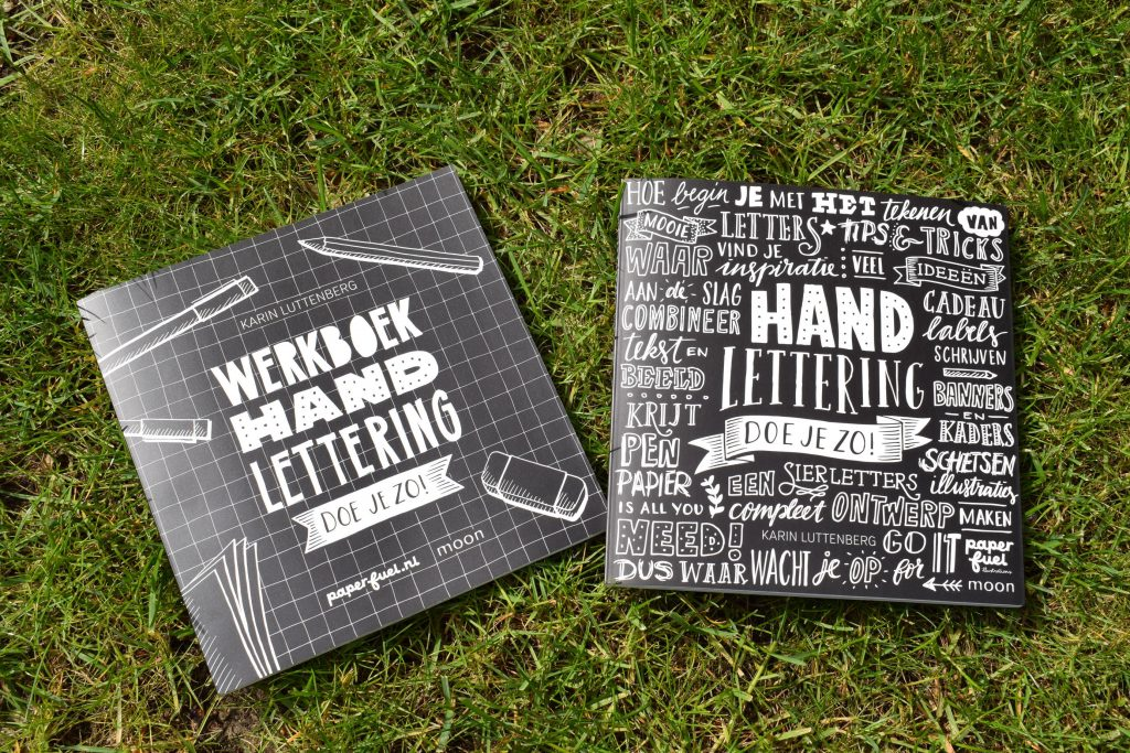 Verwonderend Review Hand Lettering How it's done! - Our Creative Mindset SI-84