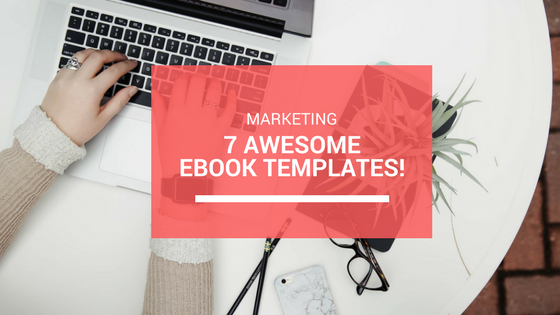7 Awesome Ebook Templates Create An Online Course In