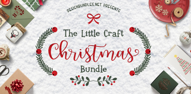 Cheal deal Christmas Craft bundle