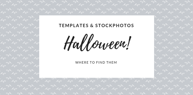Halloween Themed Stockphotos and templates