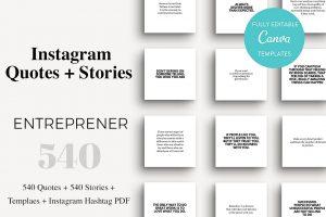 Entrepreneur Social Media Quotes