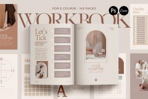 workbook template, workbook design, workbook editor, workbook template, create your own workbook, ebook template, workbook cover, workbook cover design, workbook inspiration, workbook canva